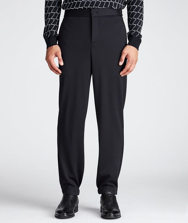 Virgin Wool Trousers picture 2