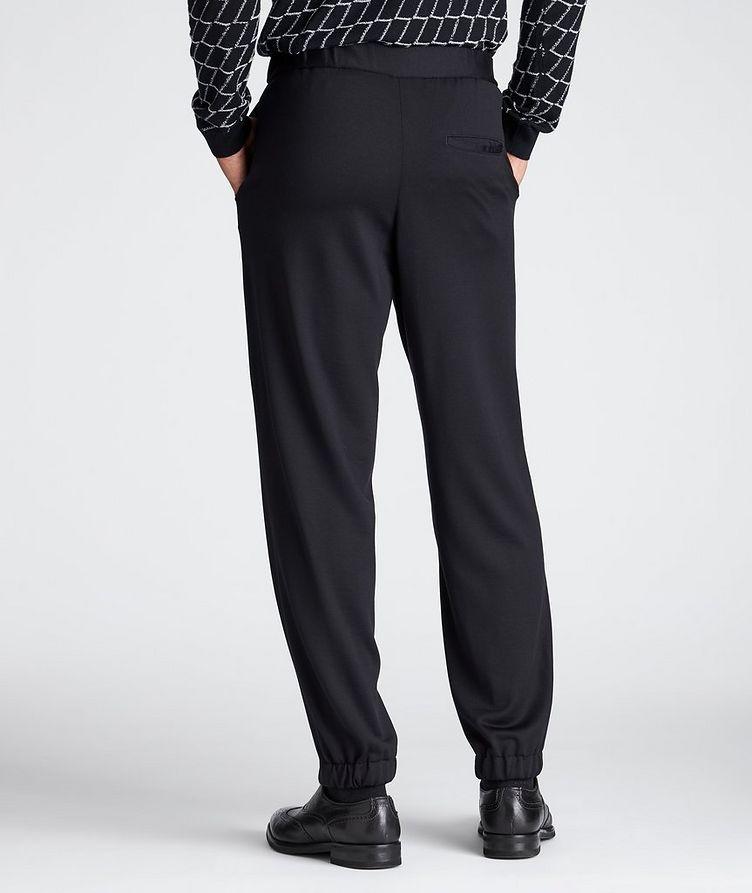 Virgin Wool Trousers image 2