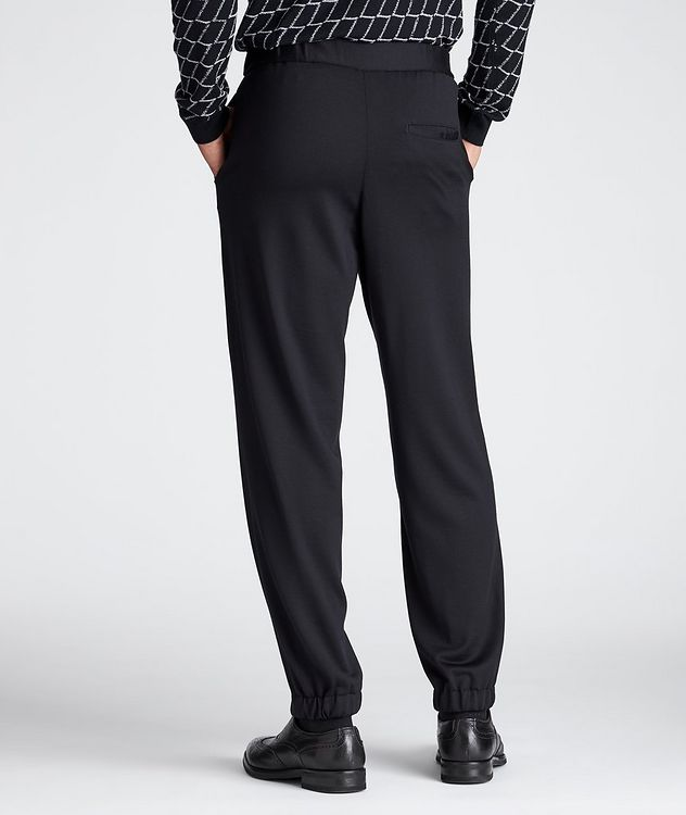 Virgin Wool Trousers picture 3