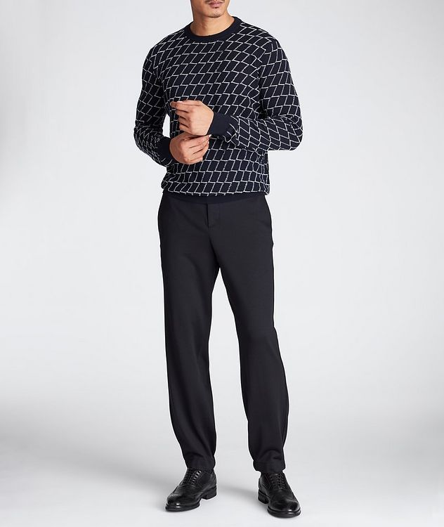 Virgin Wool Trousers picture 5
