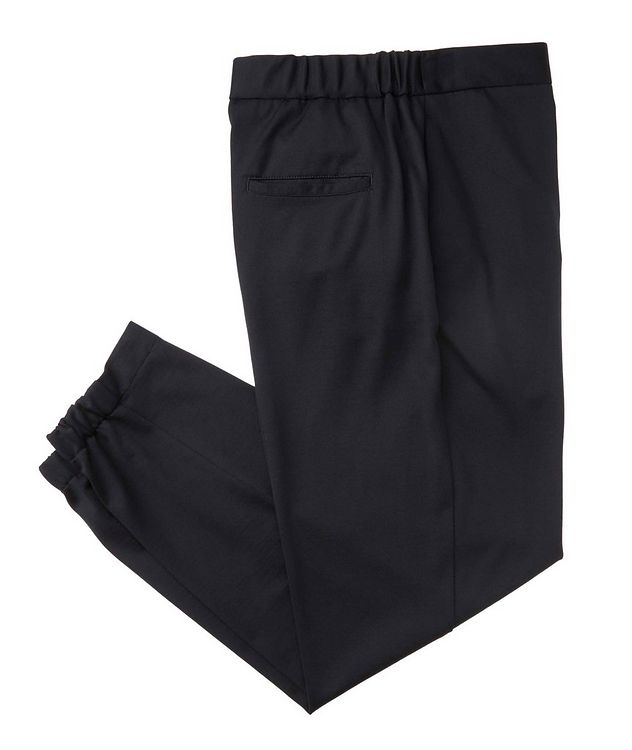 Virgin Wool Trousers picture 1