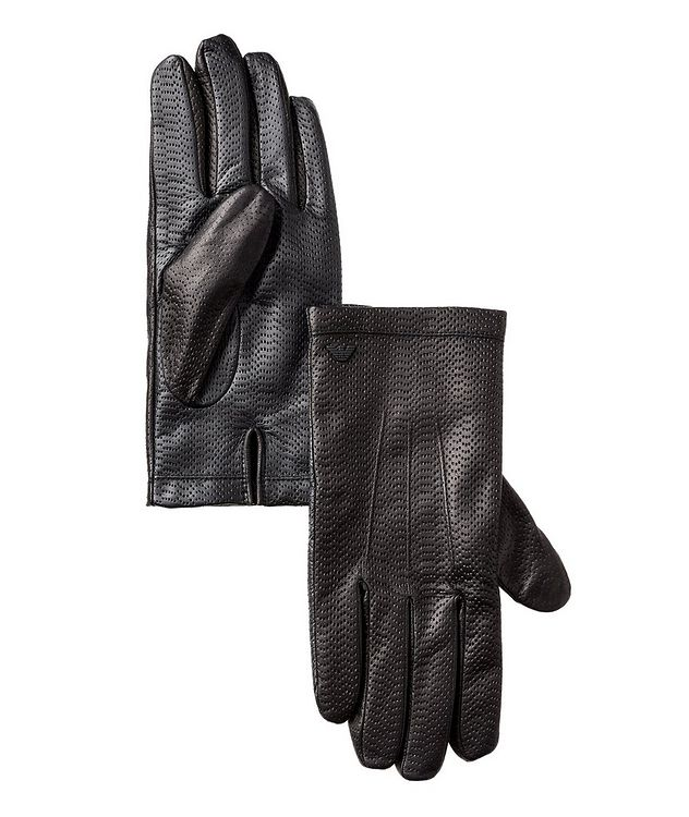 Lambskin Shearling Gloves picture 1