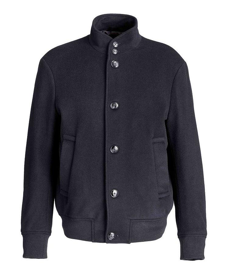 Wool-Cashmere Jacket image 0