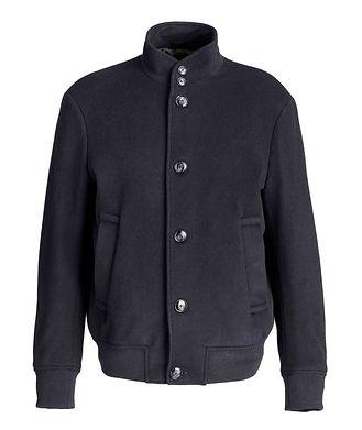 Emporio Armani Wool-Cashmere Jacket