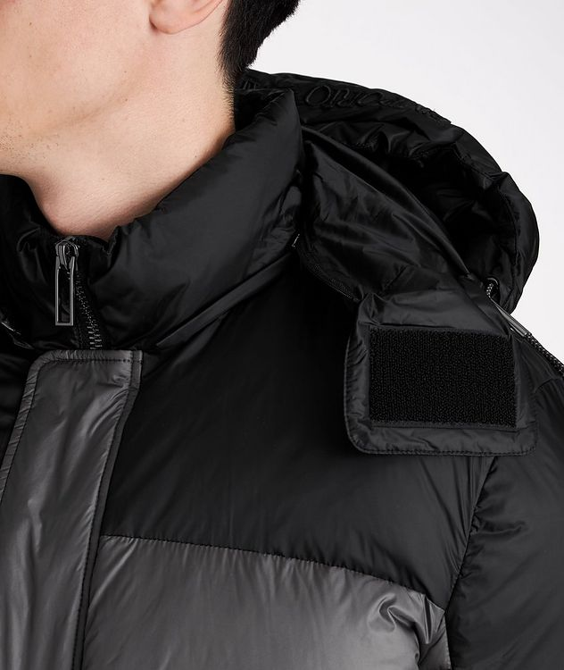 Water-Repellent Puffer Jacket picture 4