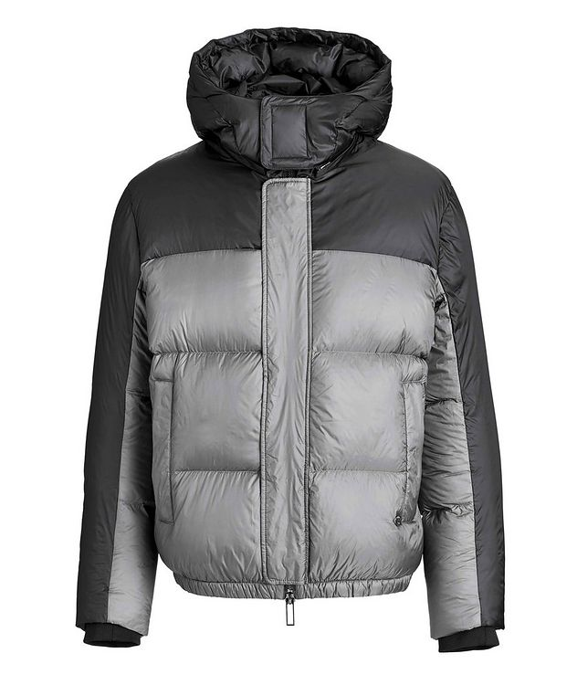 Water-Repellent Puffer Jacket picture 1