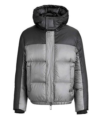 Emporio Armani Water-Repellent Puffer Jacket