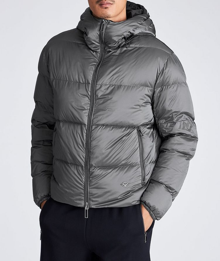 Quilted Puffer Jacket image 1