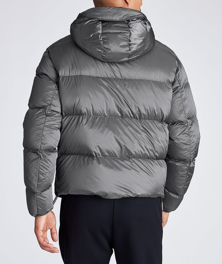Quilted Puffer Jacket image 2