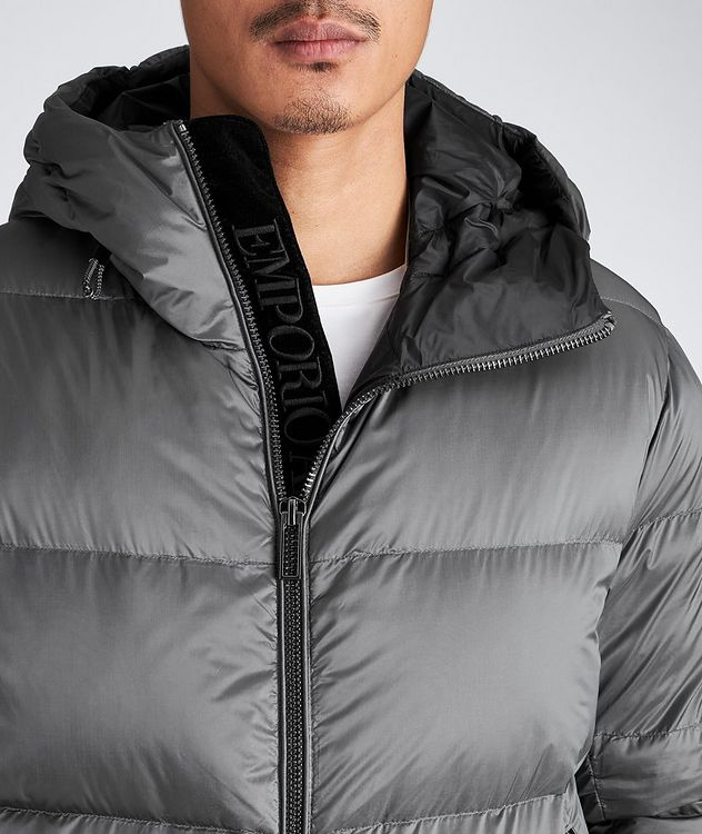 Quilted Puffer Jacket picture 5