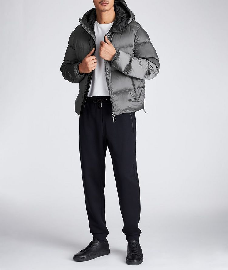 Quilted Puffer Jacket image 6