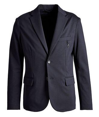 Emporio Armani Travel Essential Unstructured Sports Jacket