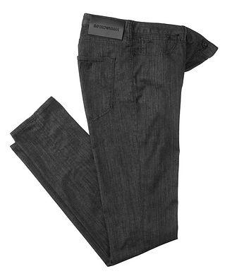 Emporio Armani Straight Fit Jeans