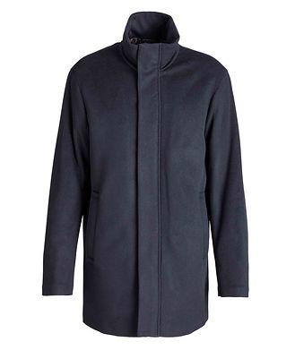 Emporio Armani Wool-Cashmere Overcoat