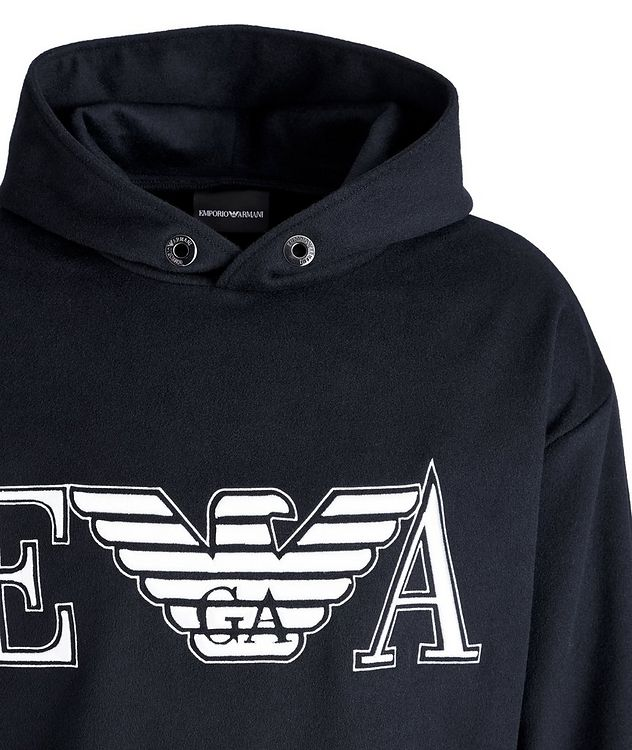 Wool-Cashmere Hoodie picture 2