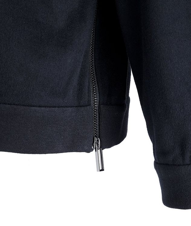 Wool-Cashmere Hoodie picture 3