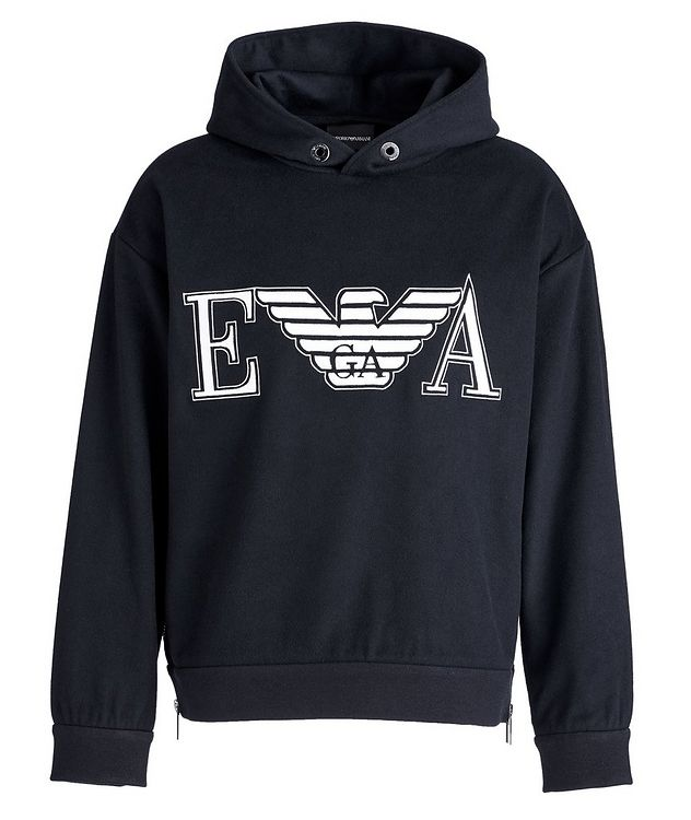 Wool-Cashmere Hoodie picture 1
