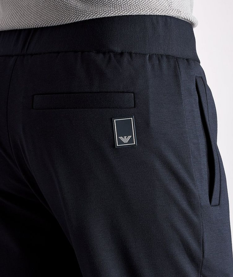 Travel Essential Jersey Joggers image 2