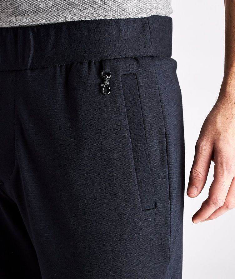 Travel Essential Jersey Joggers image 3