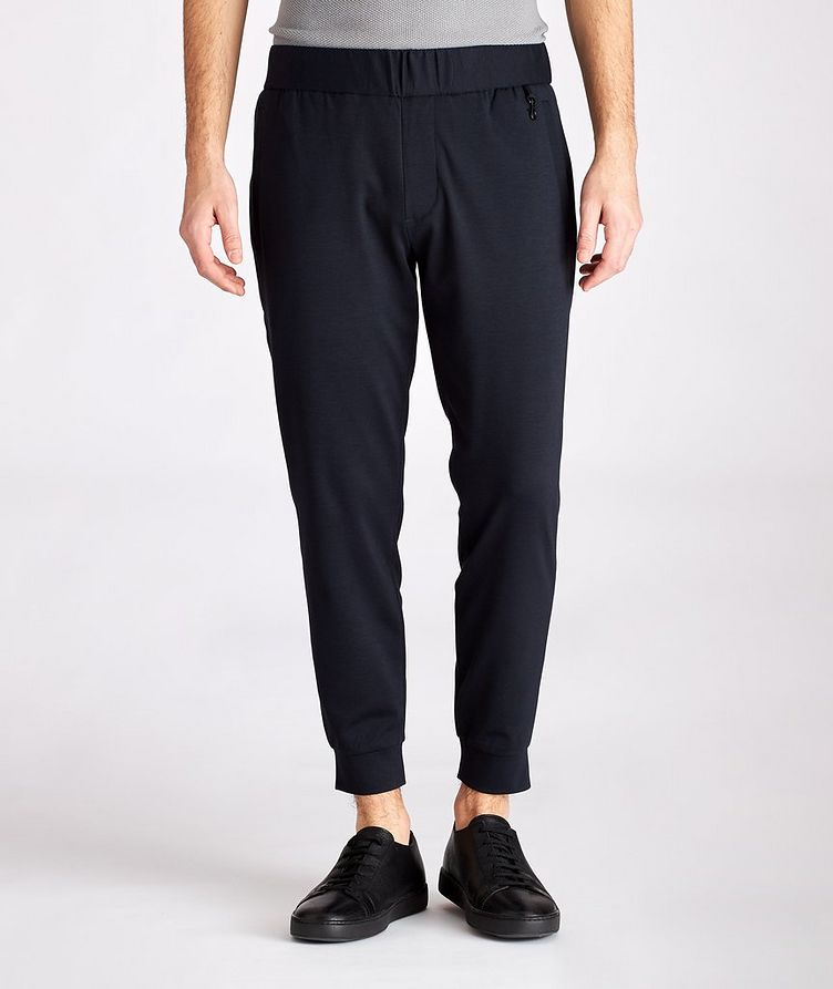 Travel Essential Jersey Joggers image 0