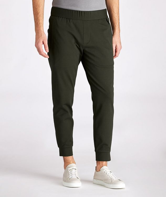 Travel Essential Jersey Joggers picture 1