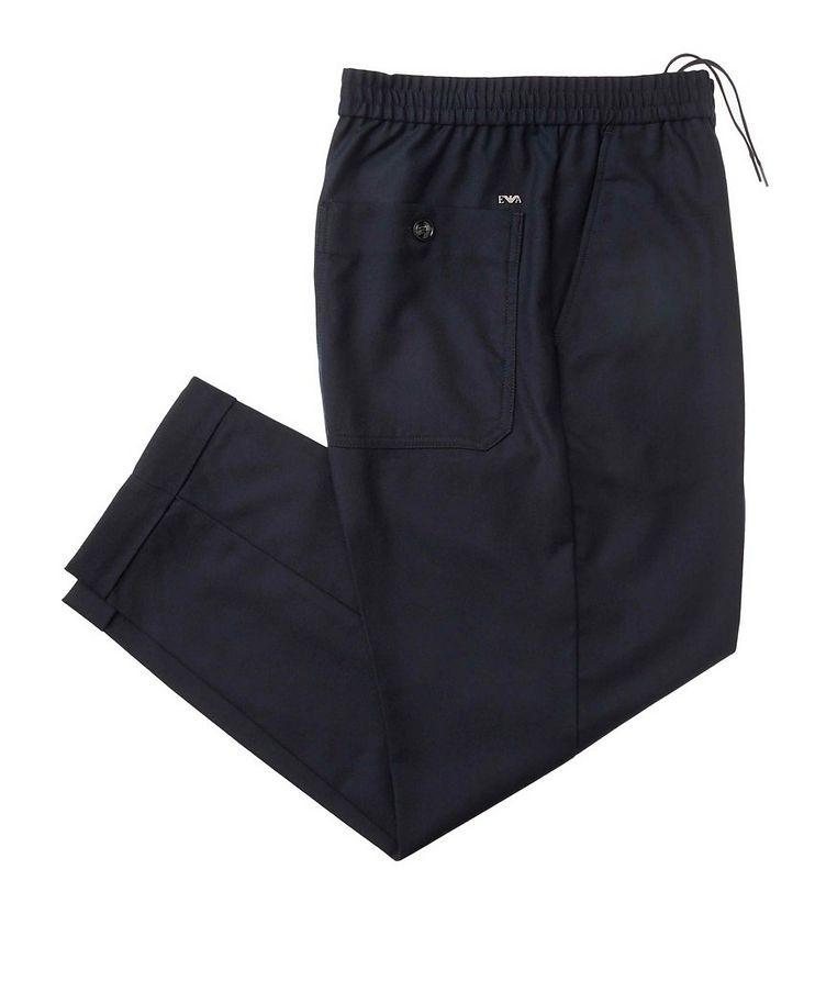 Virgin Wool Trousers image 0
