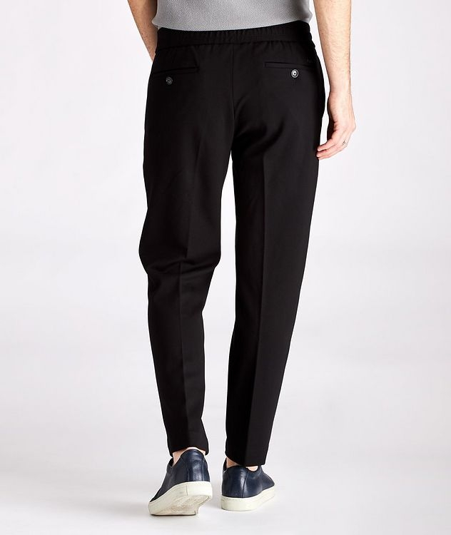 Drawstring Stretch Trousers picture 2