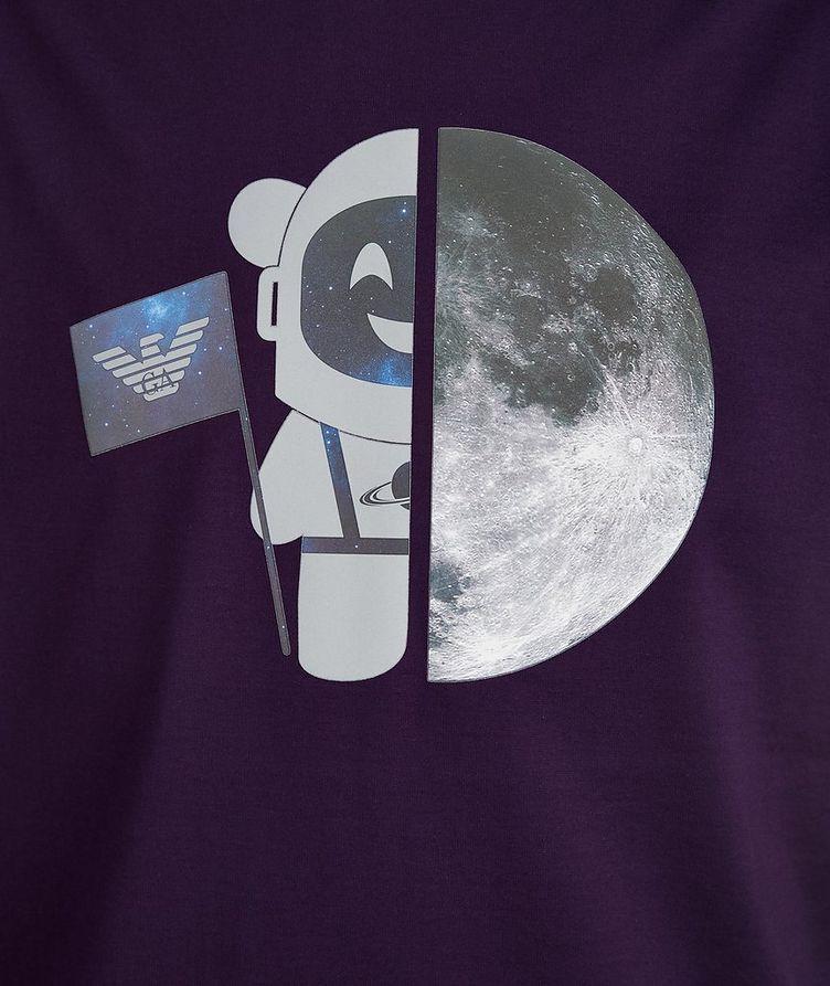 Astronaut Bear Logo T-Shirt image 1