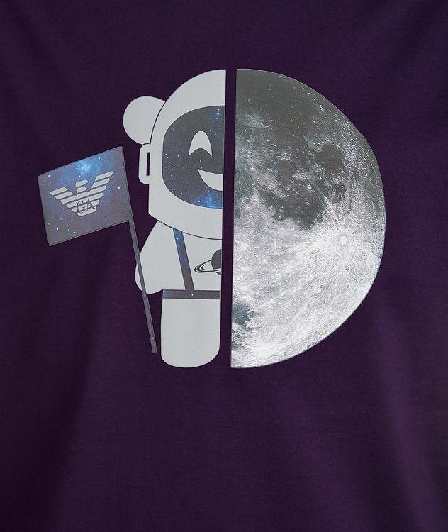 Astronaut Bear Logo T-Shirt picture 2