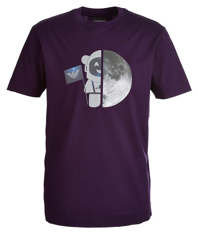 Astronaut Bear Logo T-Shirt picture 1