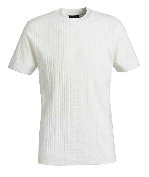 Cotton Logo Tee picture 1