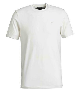 Emporio Armani T-shirt en coton, collection Travel Essentials