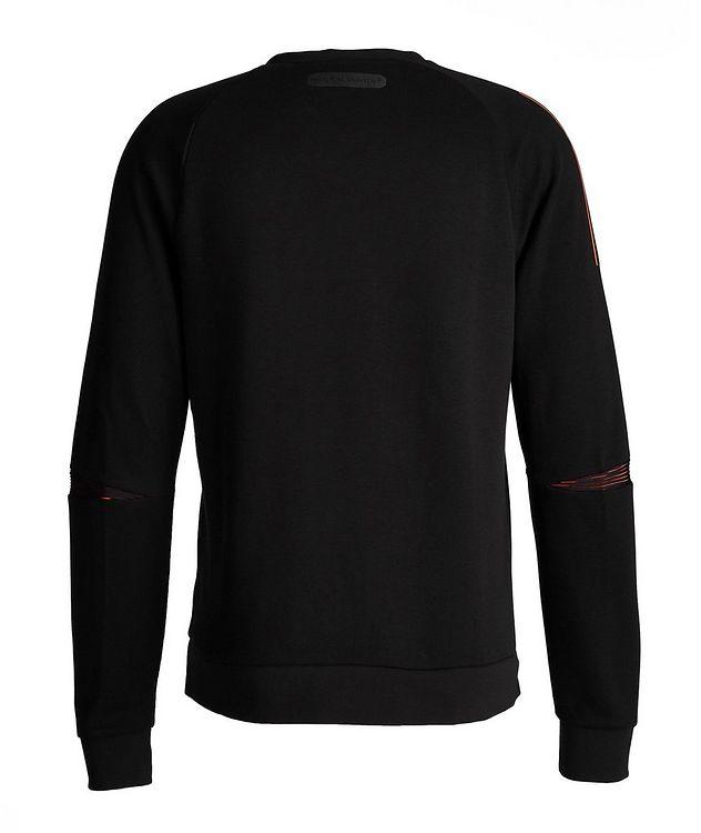 EA7 Long-Sleeve Cotton-Blend T-Shirt picture 2