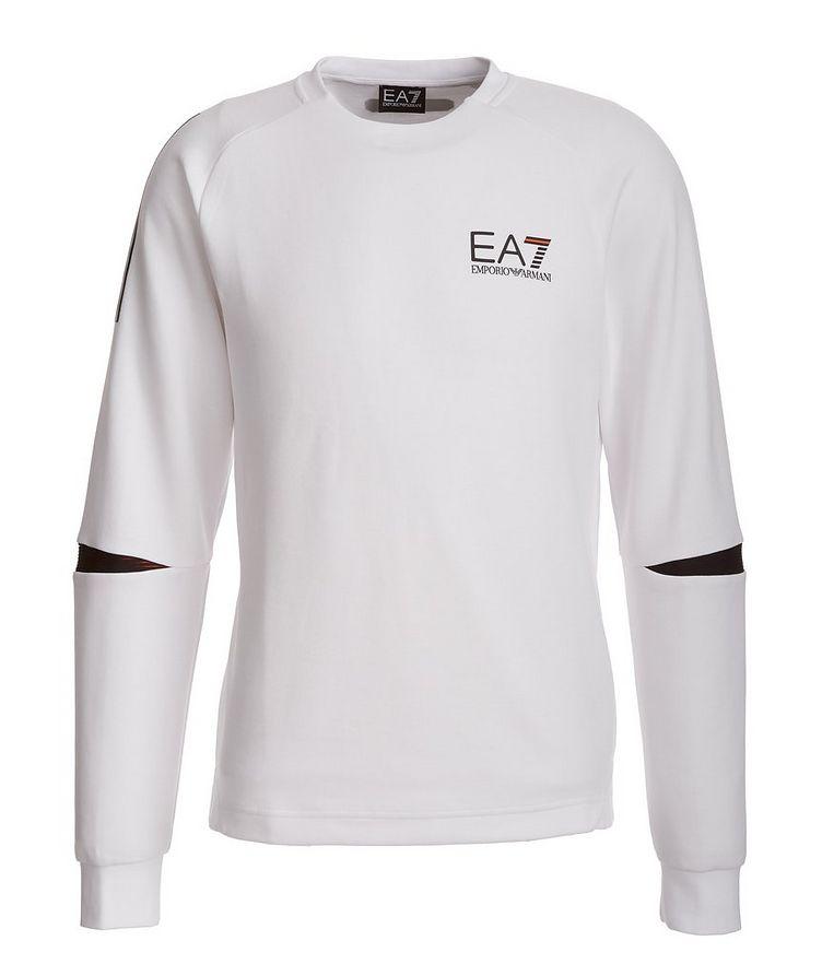 EA7 Cotton-Blend Sweatshirt image 0