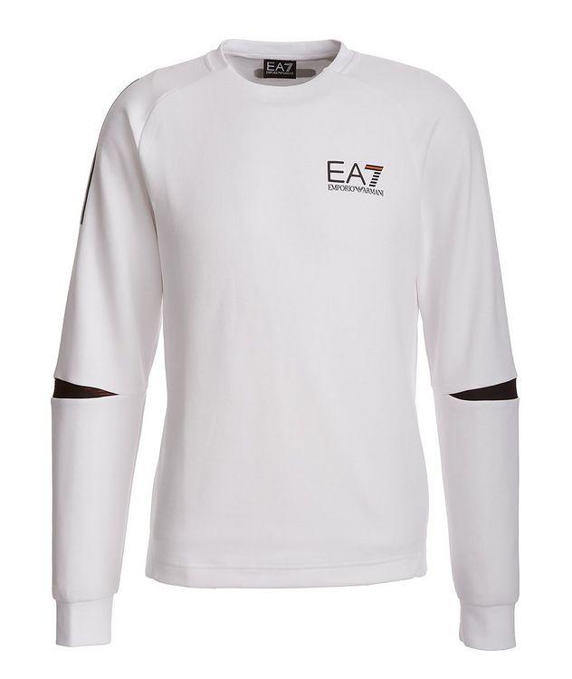 EA7 Cotton-Blend Sweatshirt picture 1