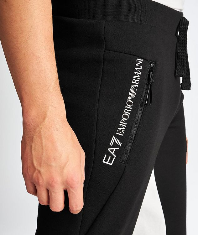EA7 Drawstring Joggers picture 3