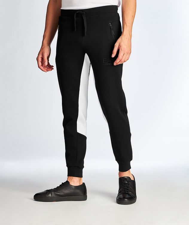 EA7 Drawstring Joggers picture 1