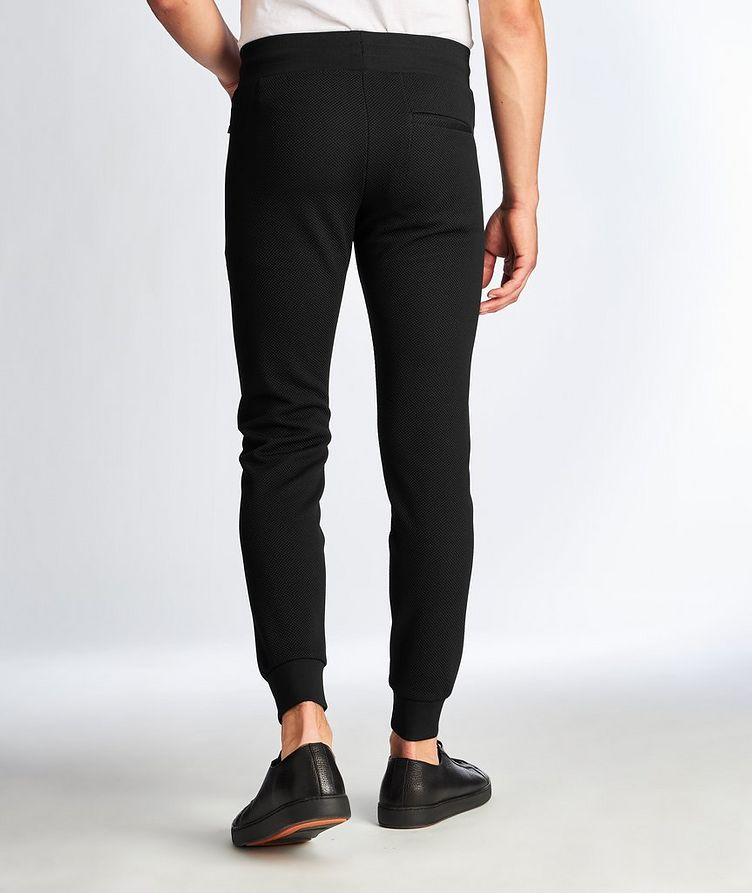 EA7 Textured Joggers image 1