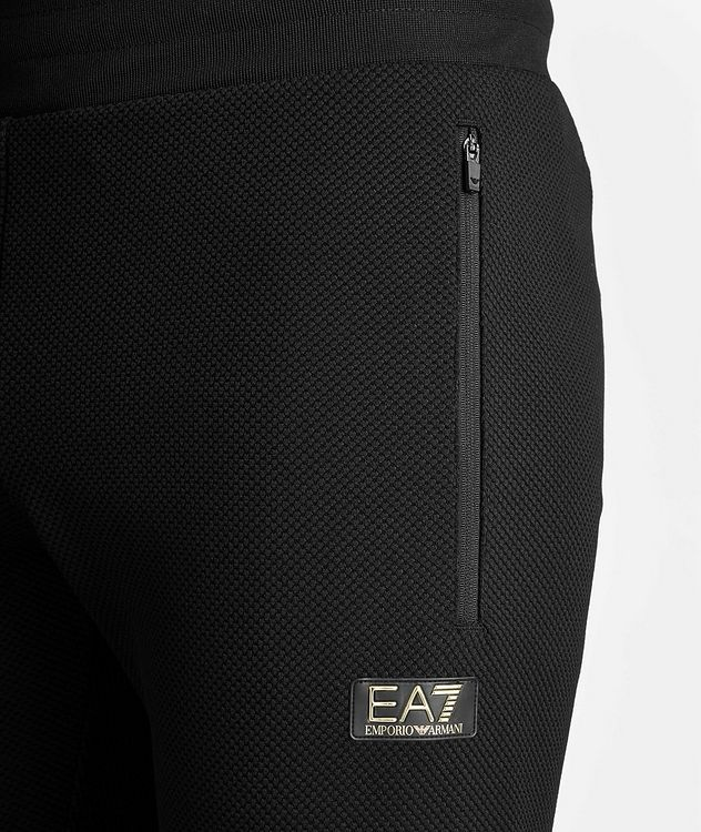 EA7 Textured Joggers picture 4