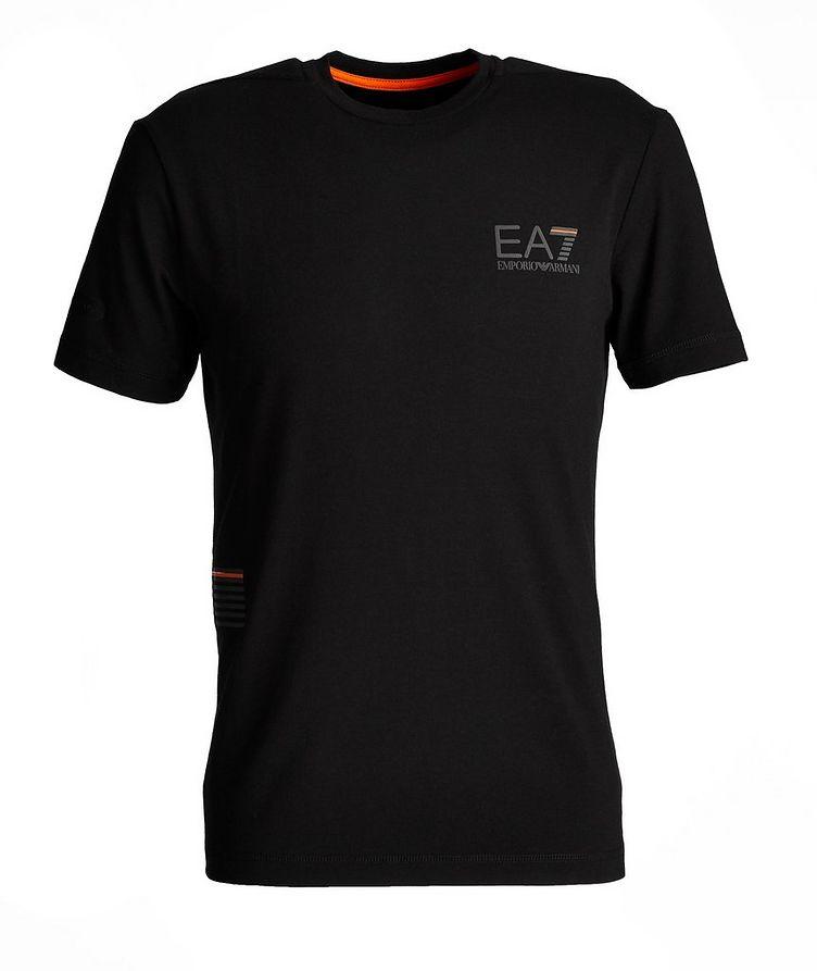 EA7 Cotton-Blend T-Shirt image 0
