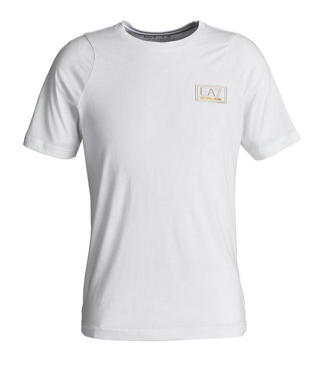 EA7 Cotton T-Shirt picture 1