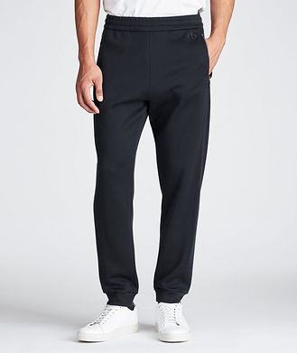 Giorgio Armani Pantalon sport à cordon