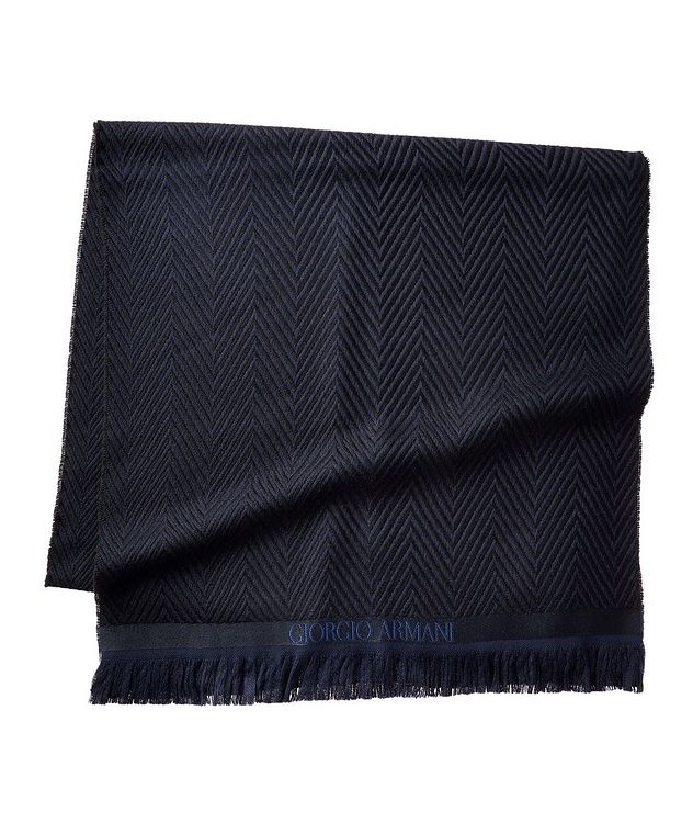 Wool-Silk Scarf  picture 1