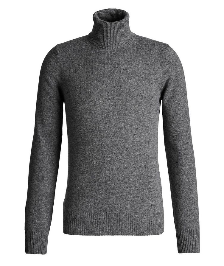 Cashmere Turtleneck image 0