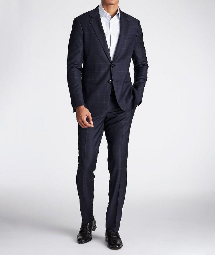 Soho Windowpane Suit image 1