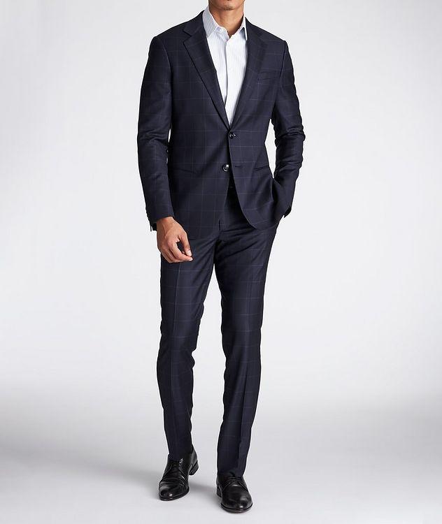 Soho Windowpane Suit picture 2