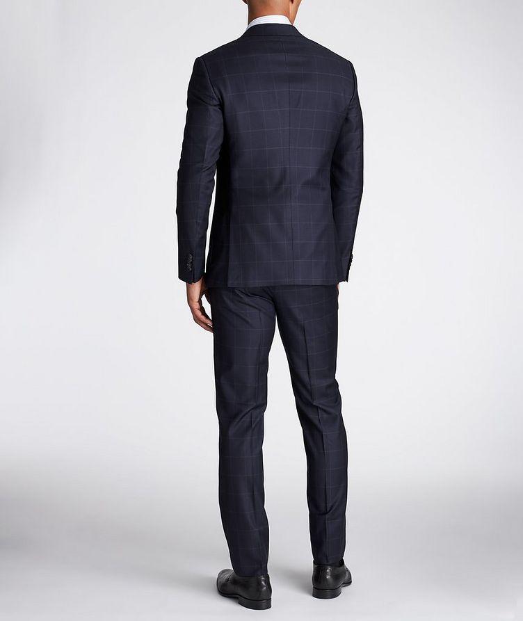 Soho Windowpane Suit image 2