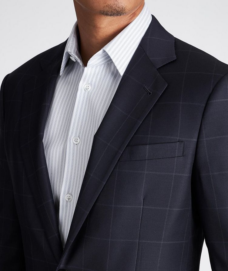 Soho Windowpane Suit image 3