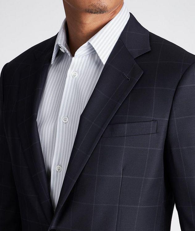 Soho Windowpane Suit picture 4