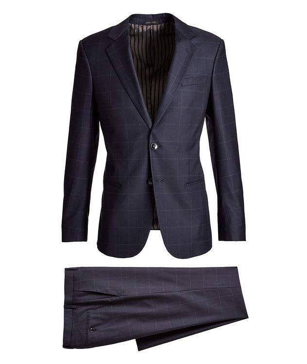 Soho Windowpane Suit picture 1